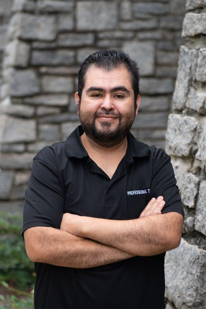 Javier Sanchez, Custodian